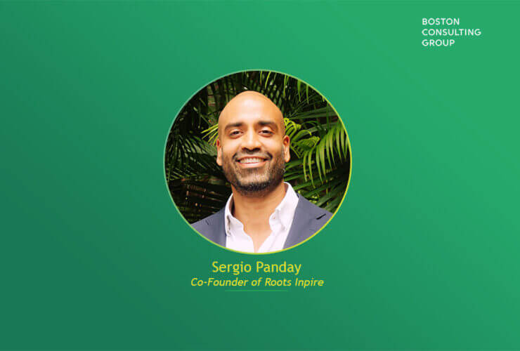 Roots Inspire - Sergio Panday